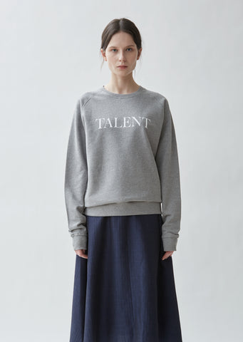 Talent Crewneck Sweatshirt