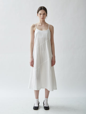Oxford Garment Treated Slip Dress
