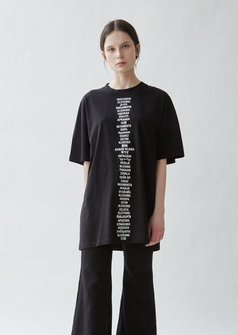 Unisex Translated T-Shirt