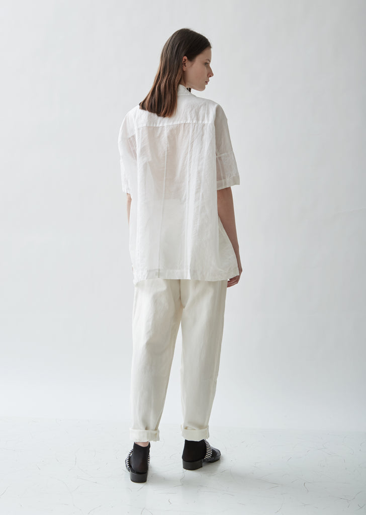 Silk & Cotton Shirt