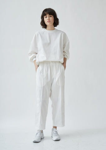 Unisex Woven Lux Track Pant