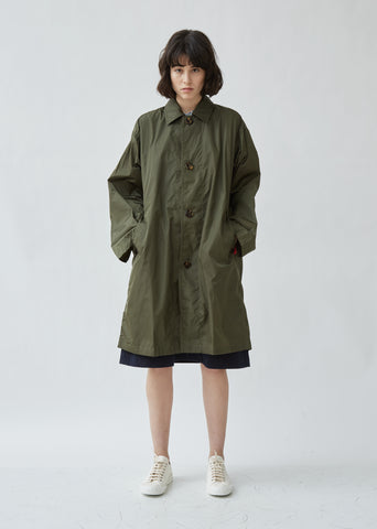 Climb Plum Waterproof Coat