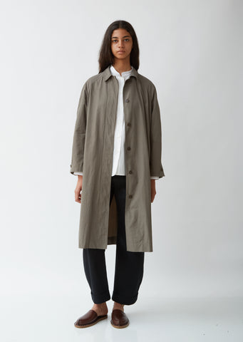 Raglan Trench Coat