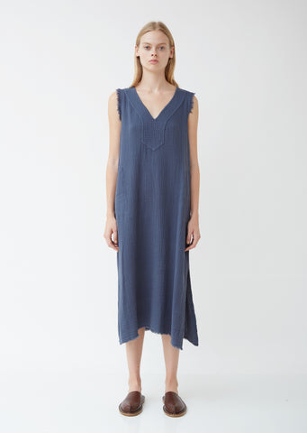 Cotton Gauze Luna Dress