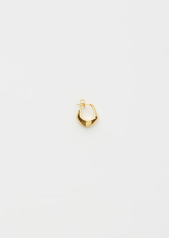 Single Mini Drop Earring