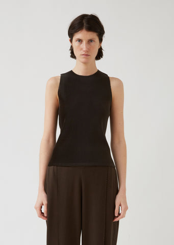Mist Sleeveless Top