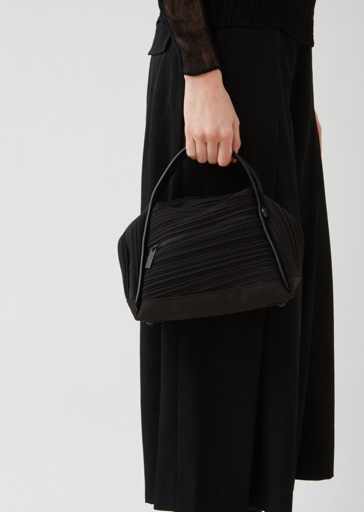 Bias Pleats Bag