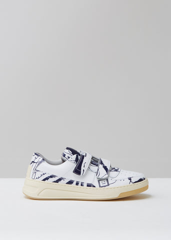 Steffey Map Sneakers