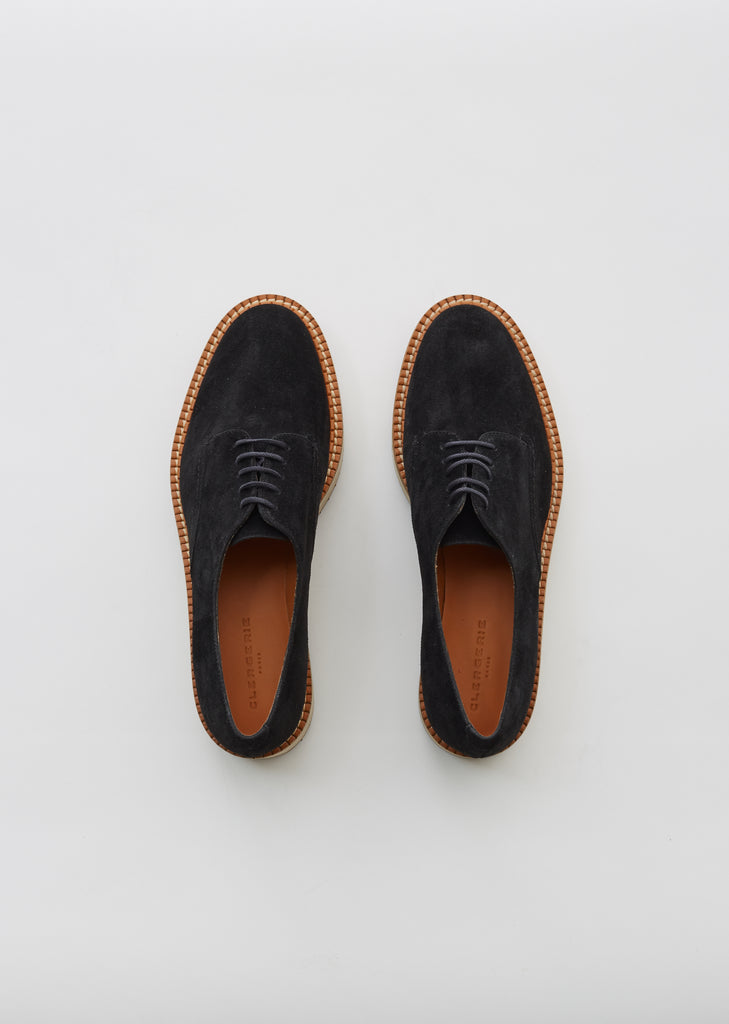 Breme Platform Oxfords