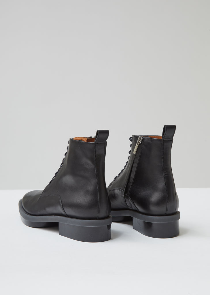Radio Lace Up Boots