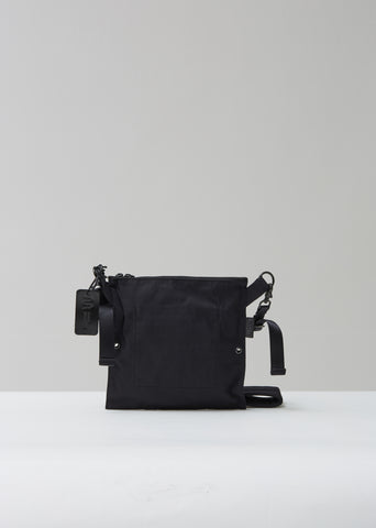 Small AAF Flat Shoulder Bag