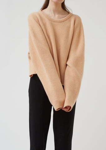 Wool Rib Kai Sweater