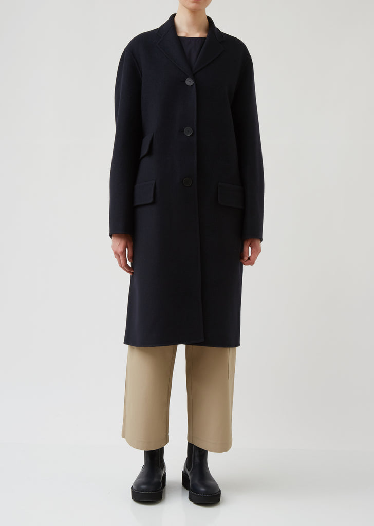 Cruz Double-Faced Coat