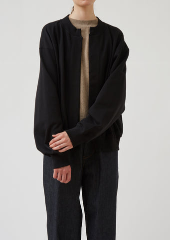 Trope Long Sleeve Fleece Cardigan