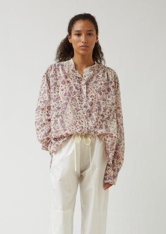 Mexika Cotton Shirt
