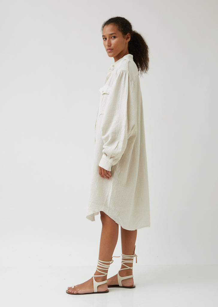 Jasia Cotton Gauze Tunic
