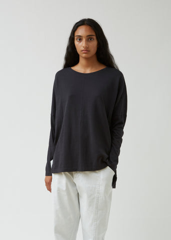 Zen Fragrance Cotton Pullover