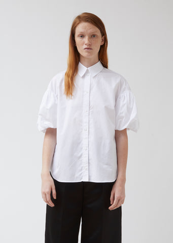 Puff Sleeve  Boy Shirt