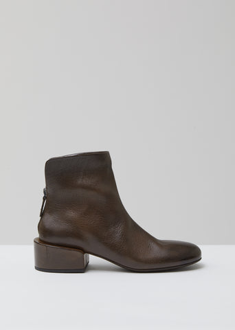 Buccia Heeled Ankle Boots