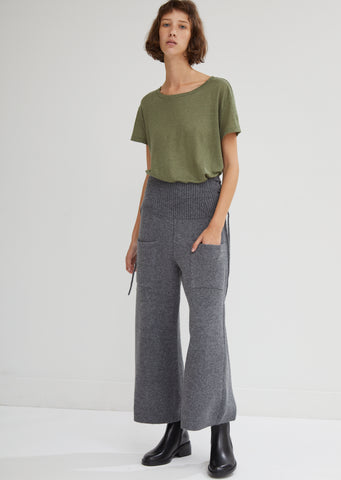 Stretch Sweater Pants
