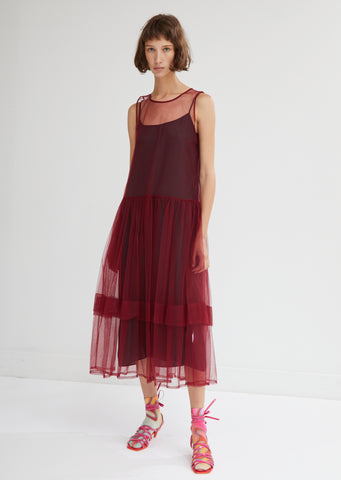Eve Soft Tulle Dress