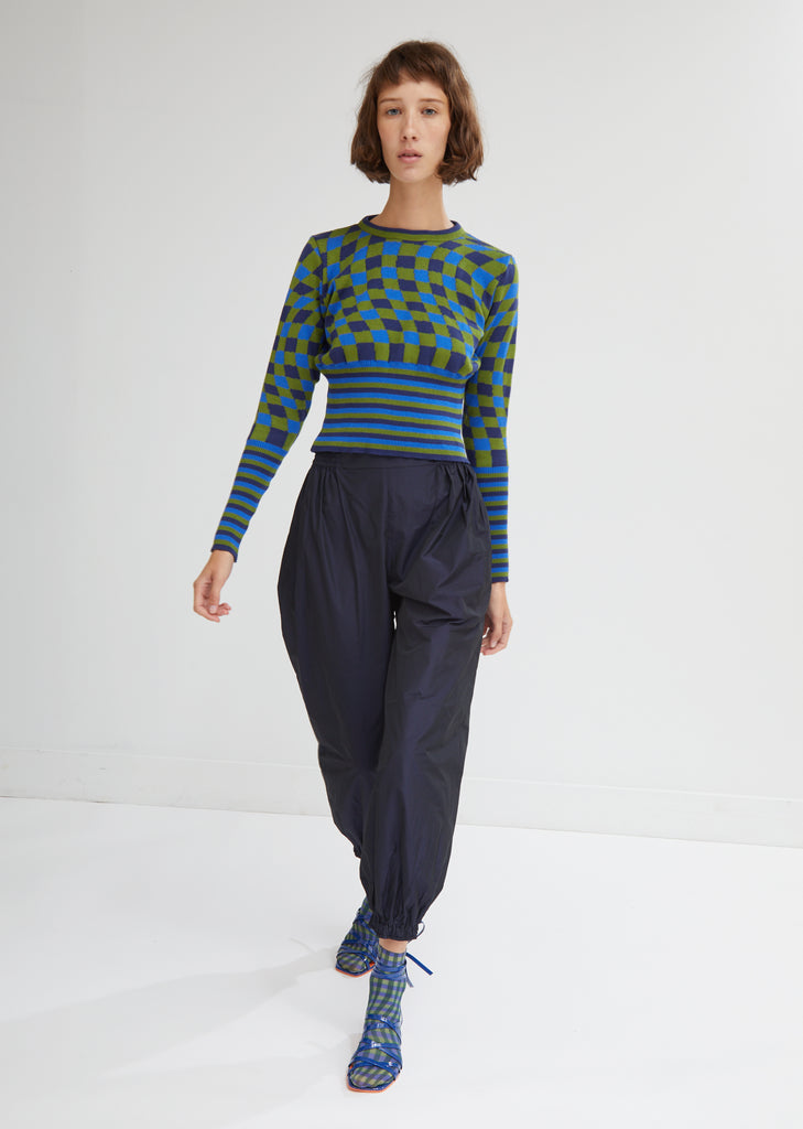 Fifi Cropped Jumper