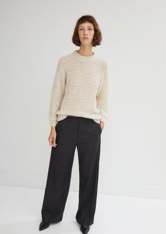 Strands Wool Trousers