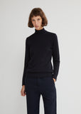 Sassoon Wool Turtleneck Sweater