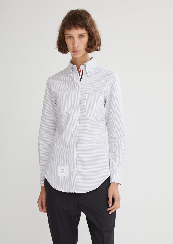 Classic Long Sleeve Button Down
