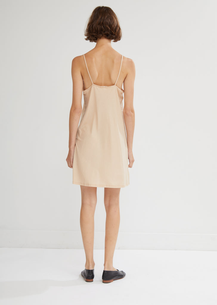 Pima Cotton Slip Dress