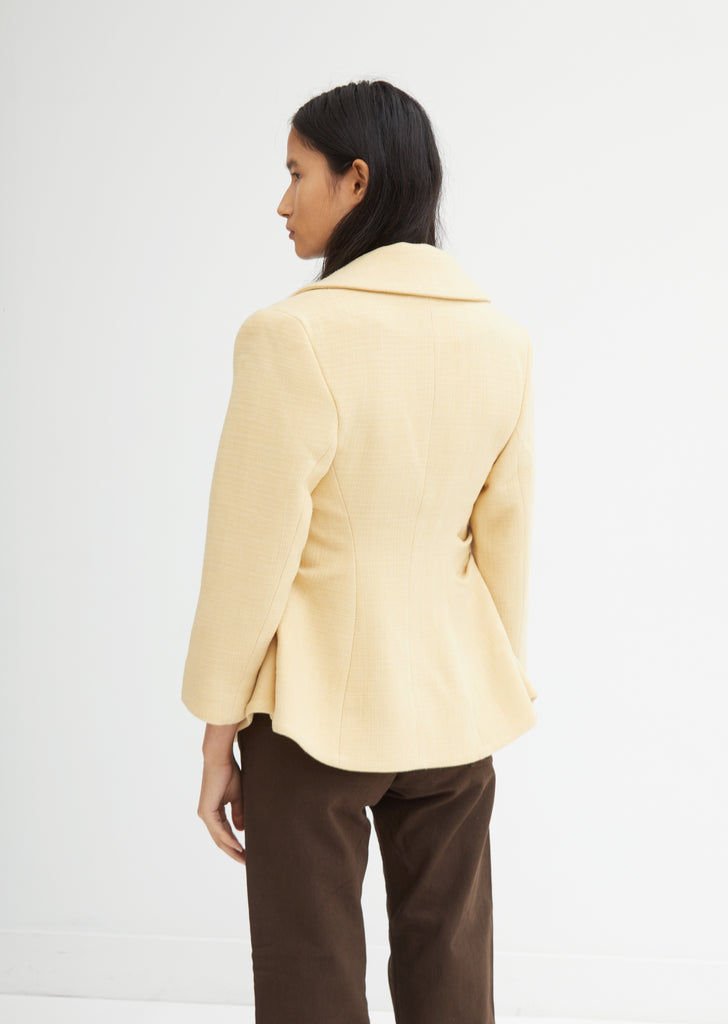 La Veste Saad Wool Jacket