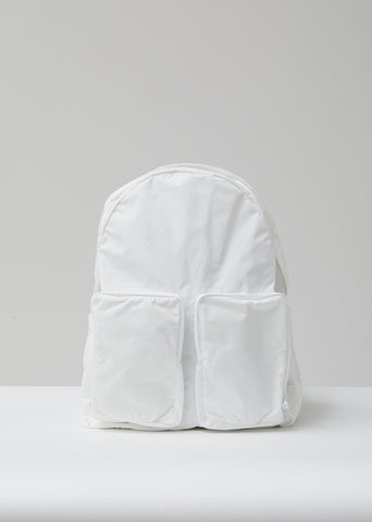 Gabardine Backpack