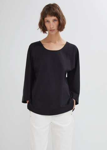 Sateen Tee Shirt