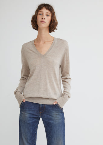 Merino Perfect V-Neck