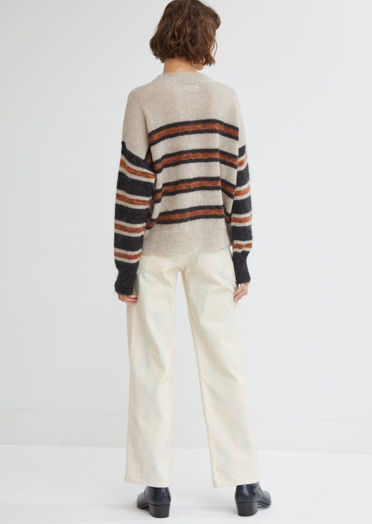 Russell Striped Sweater
