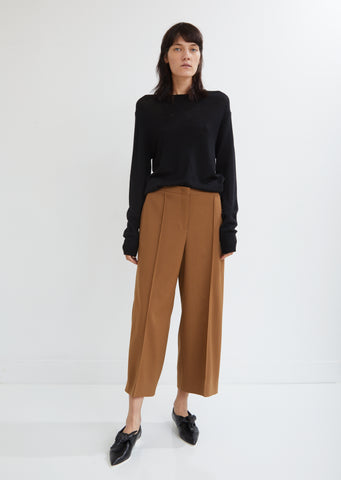 Farran Cropped Wide Leg Pants
