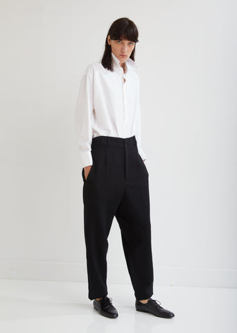 Tapered Drawstring Pants