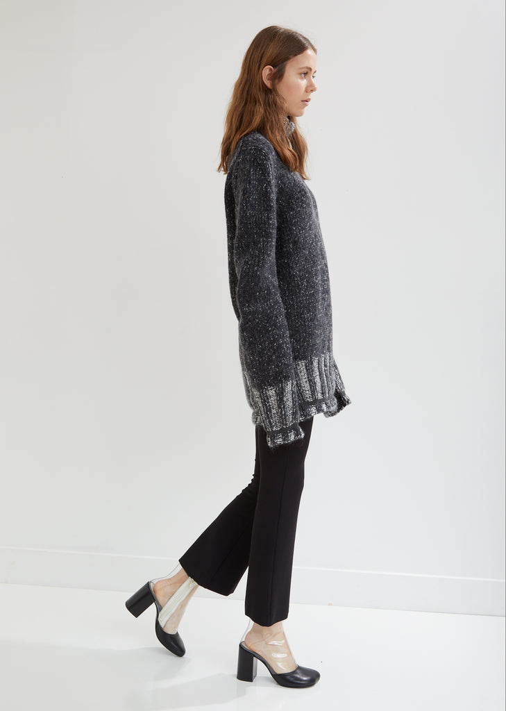 Oversized Vanisè Turtleneck Sweater