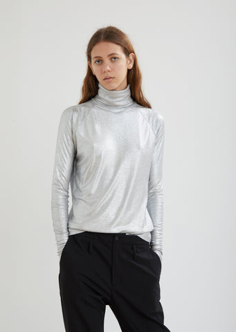 Smart Disco Turtleneck