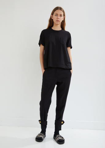 Melton Wool Pants