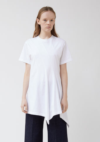 Panelled Handkerchief T-shirt