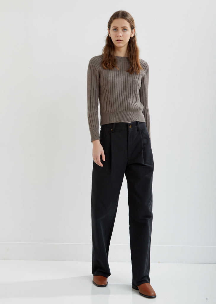 Everyday Cotton Pants