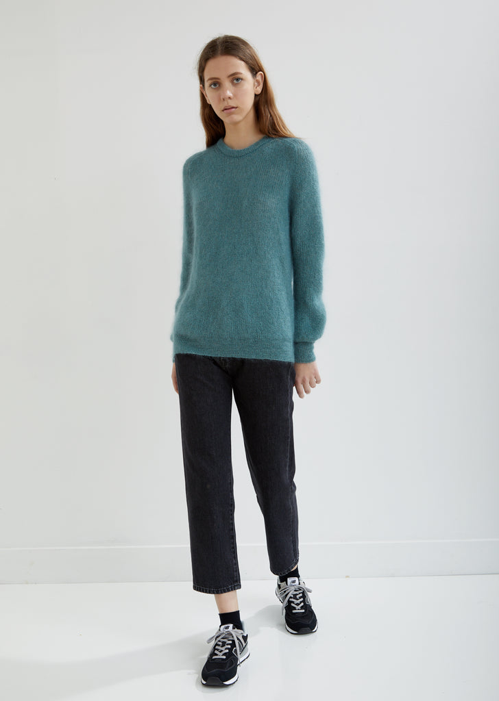 Mohair Silk Sweater
