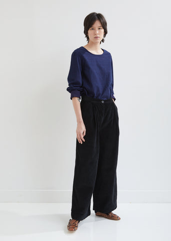 PPP Relaxed Corduroy Pants