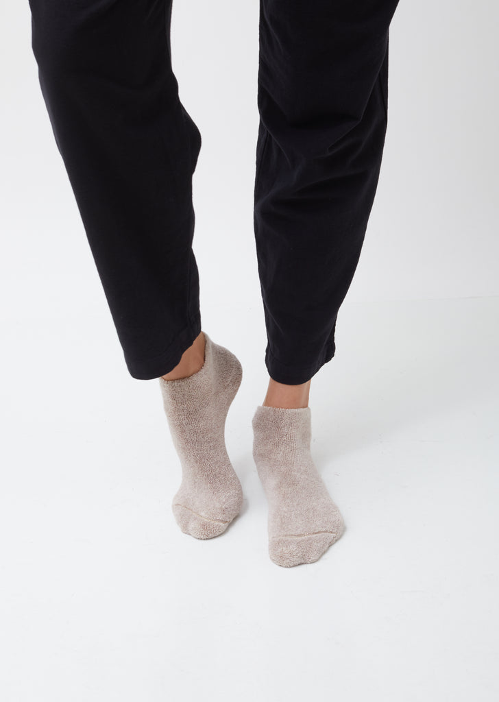 Cotton Buckle Ankle Socks
