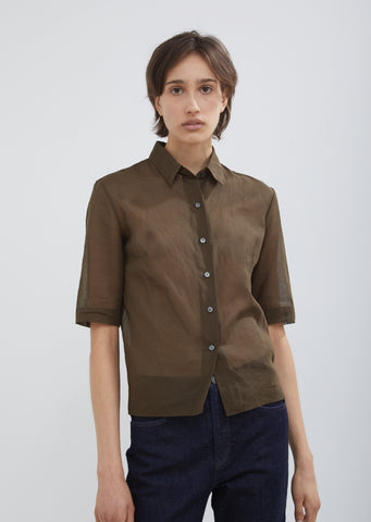 Organdy Shirt