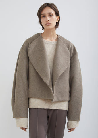 Bellac Felted Wool Jacket