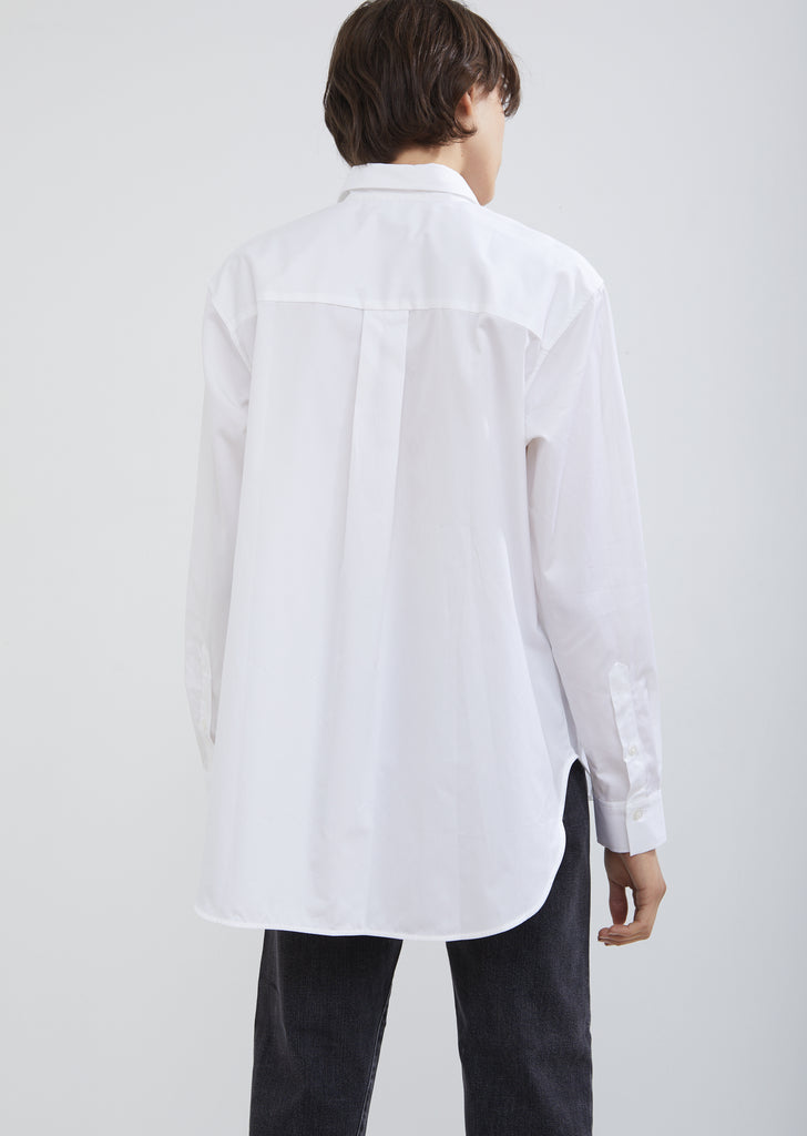 Capri Button Front Shirt