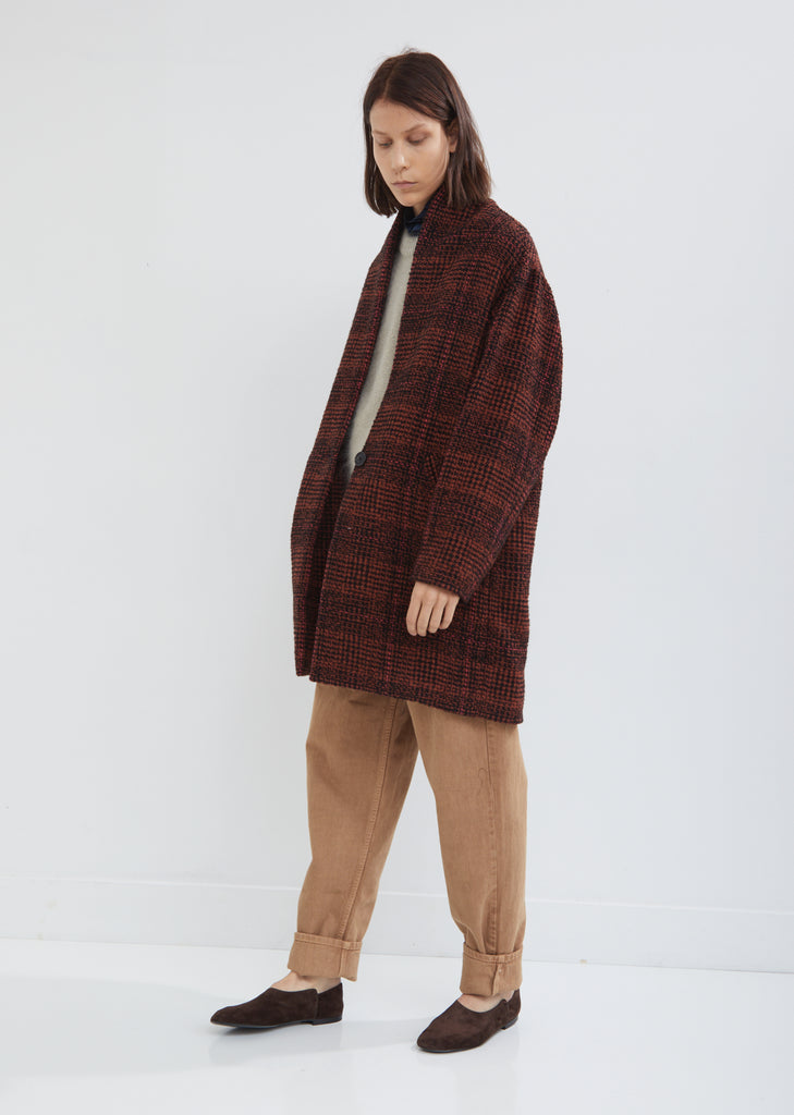 Eabrie Tweed Coat