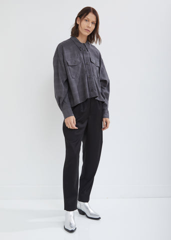 Delora Check Shirt